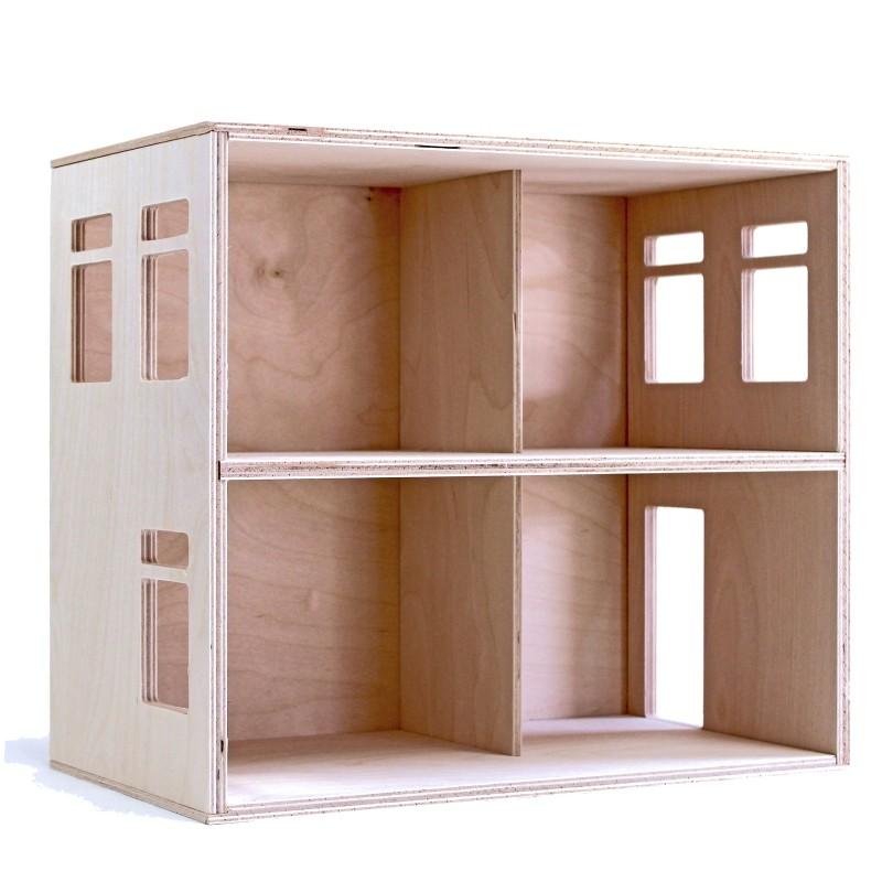 Puppenhaus Holz Haus41