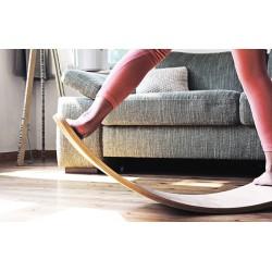 Swing Balance-Board aus Holz