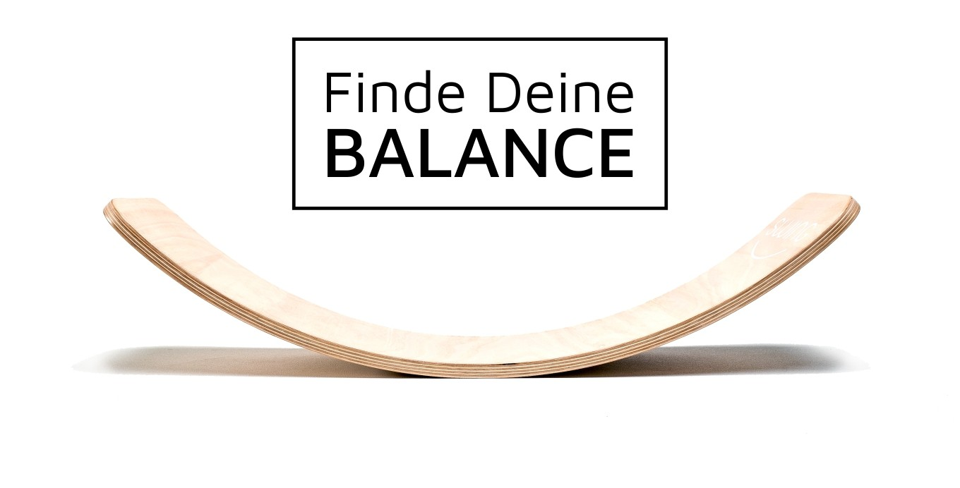 Swing Balance-Board Holz